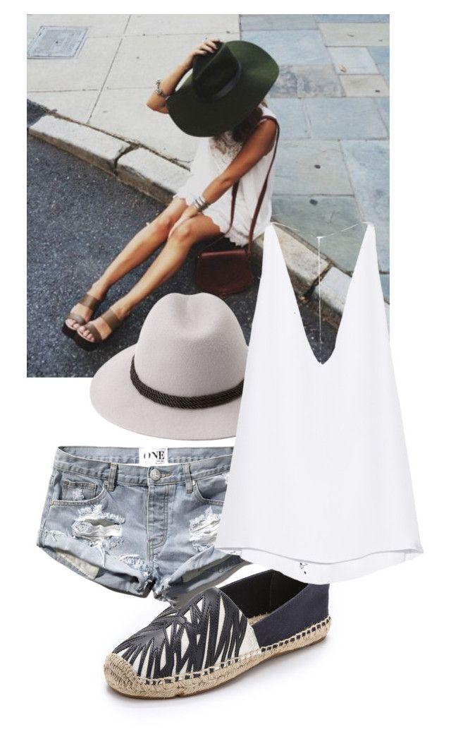 """""""Sans titre #118"""" by fashpolyvore on Polyvore featuring mode, Tory Burch, Abercrombie & Fitch, Forever 21, Cushnie Et Ochs, denim, zara et fall2015"""