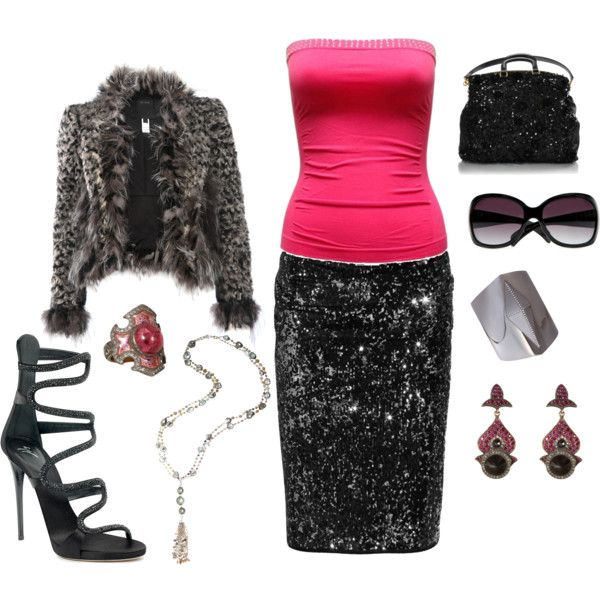 It's only money!, created by marie-jenson on Polyvore