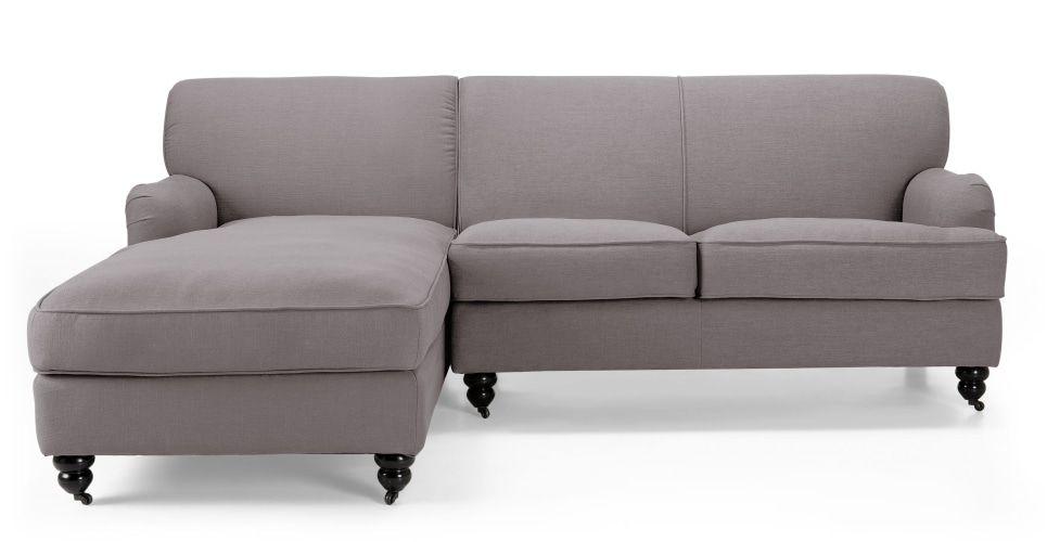 Made Graphite Grey Corner Sofa Corner Sofa Corner Sofa Units Sofa Design