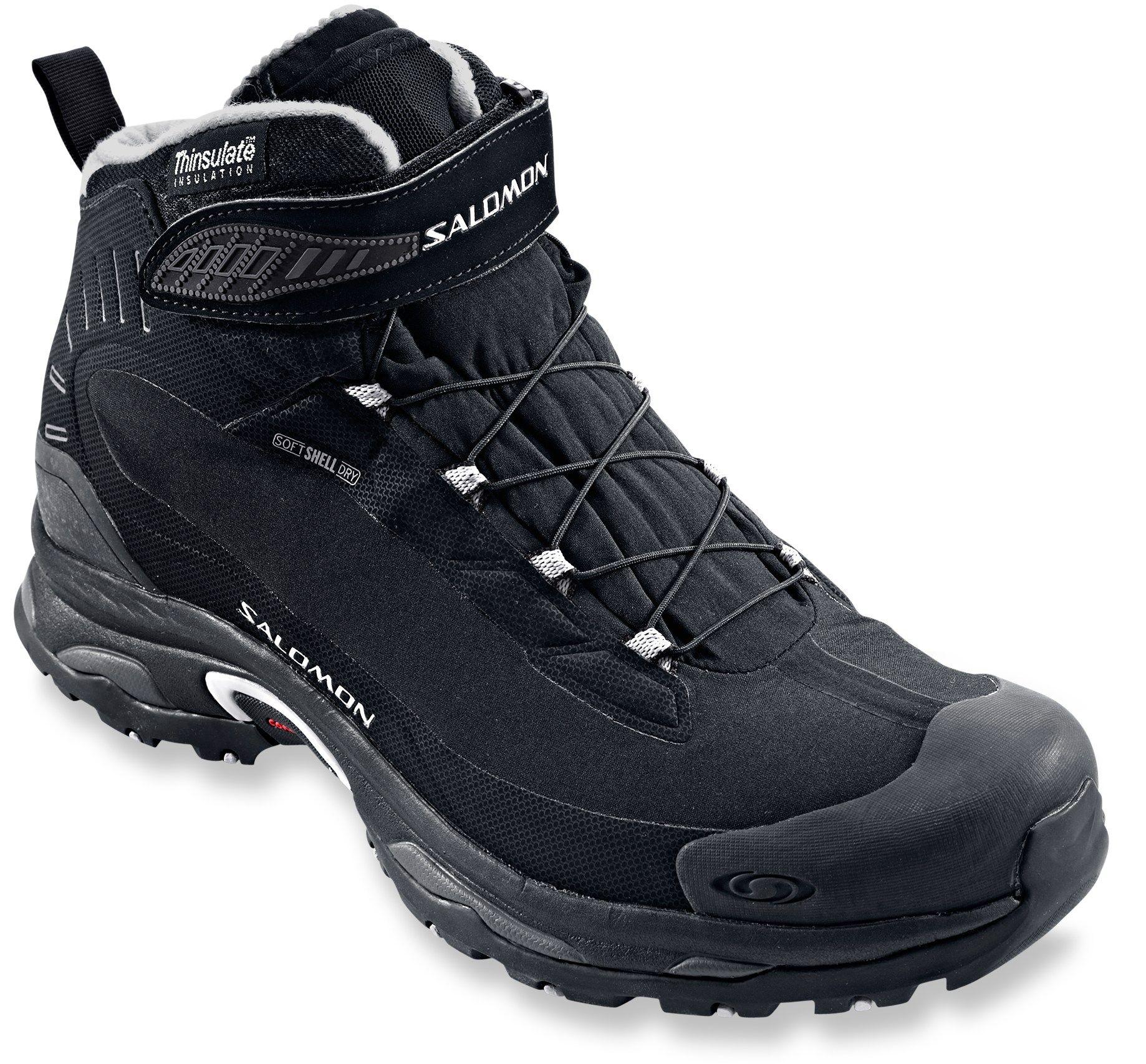 Salomon Deemax 2 Dry Winter Boots Men's | REI Co op | Mens