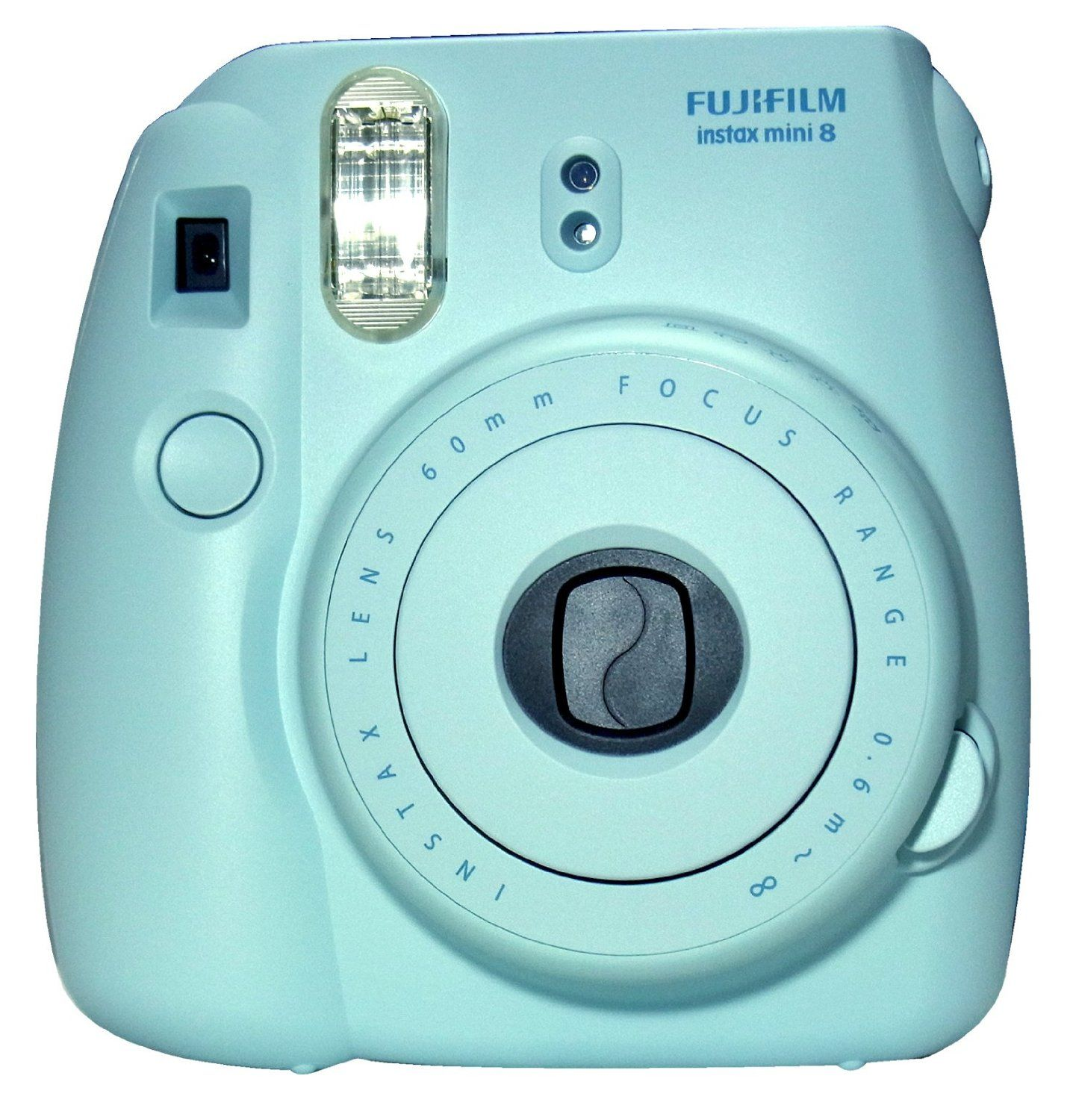 Amazon.com : New Model Fuji Instax 8 Color Blue Fujifilm Instax Mini 8 Instant Camera : Instant Film Cameras : Electronics