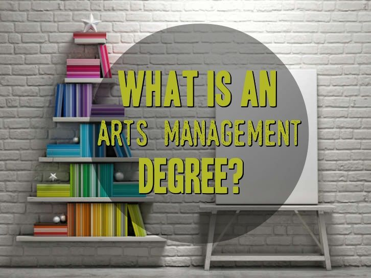 Do you dream of running a ballet or record company? An #ArtsManagement degree may be for you. #Degrees