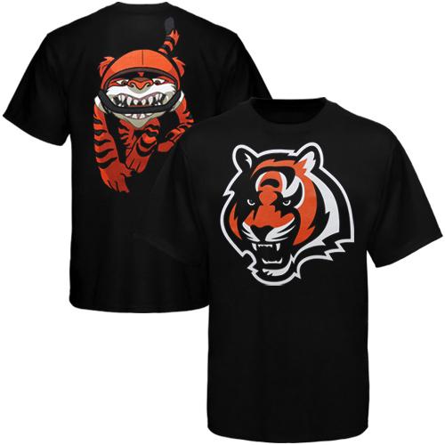 #Cincinnati Bengals Youth Rush Zone Got Your Back TShirt Black $21.95