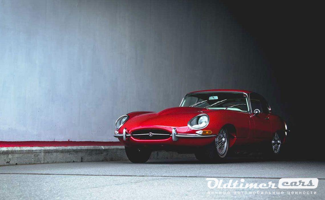 1962 Jaguar E-Type Series I 3.8 — OldtimerCars