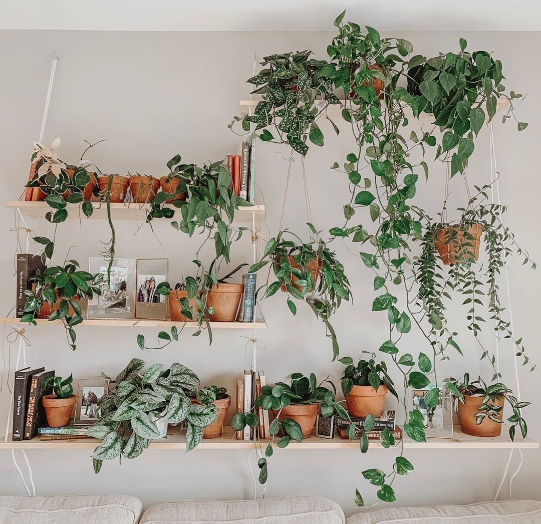 46 DIY Plant Stand ideas to Fill Your Living Room With ... on Amazing Plant Stand Ideas  id=33478