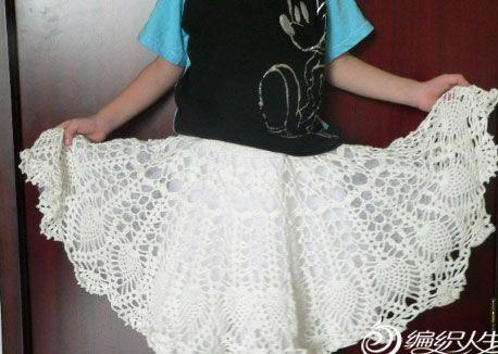 Pineapple skirt for girls crochet crochet crochet clothes and pineapple skirt for girls crochet crochet kingdom dt1010fo