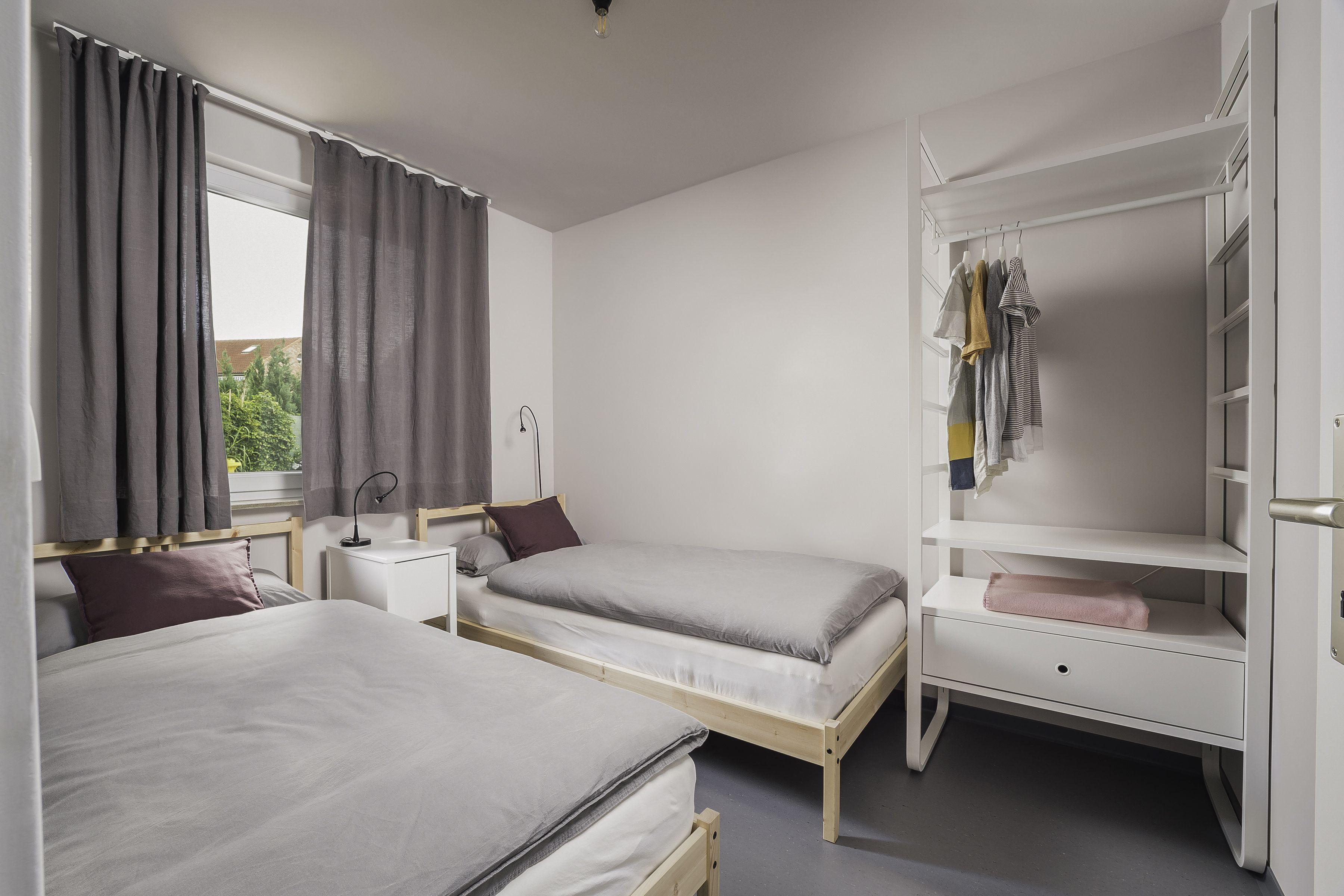Schöner Schlafen in der Heide Lodge, Ferienwohnung an der