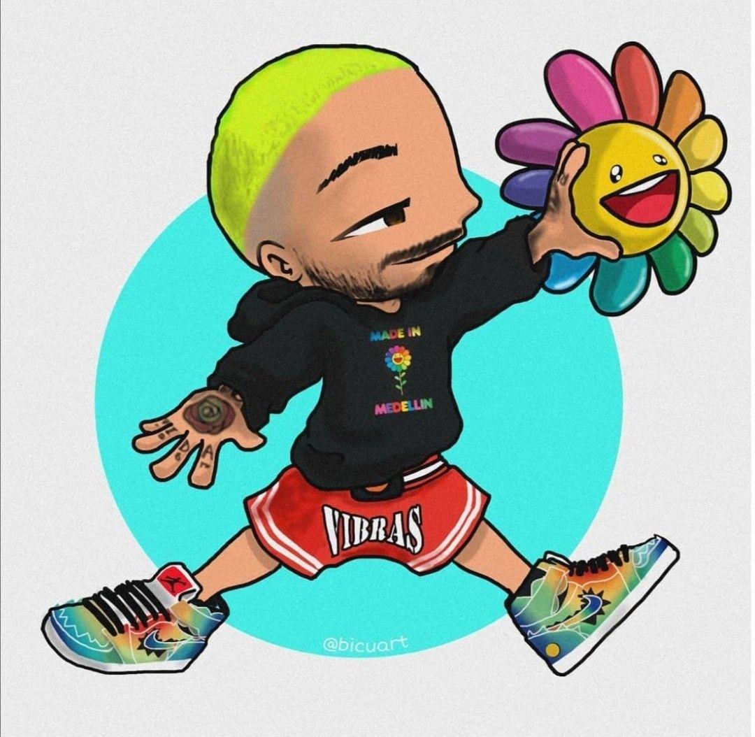 J Balvin In 2020 Aesthetic Stickers Daddy Yankee Reggaeton