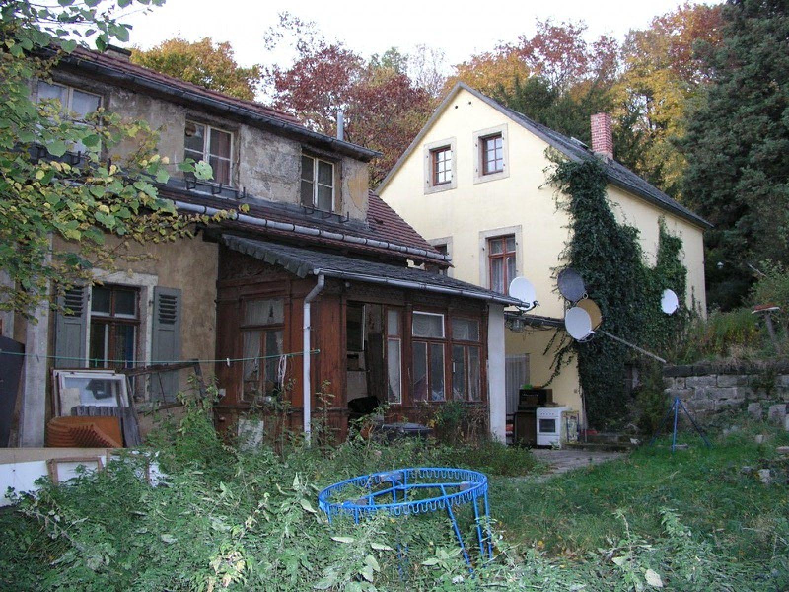 Altes Denkmalgeschutztes Haus Vor Seiner Sanierung Scheune Pinterest