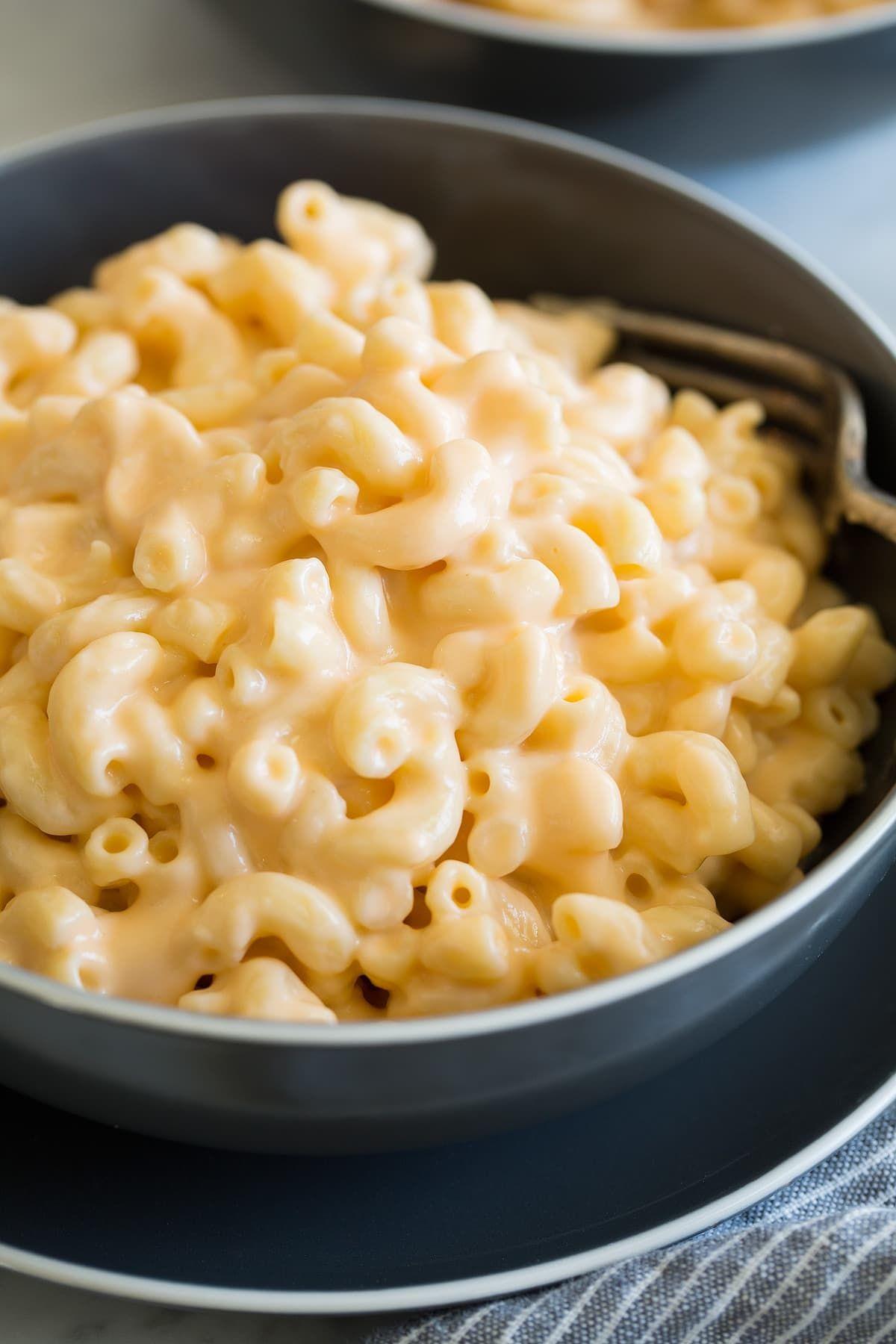 Slow 'n' Crispy Mac 'n' Cheese