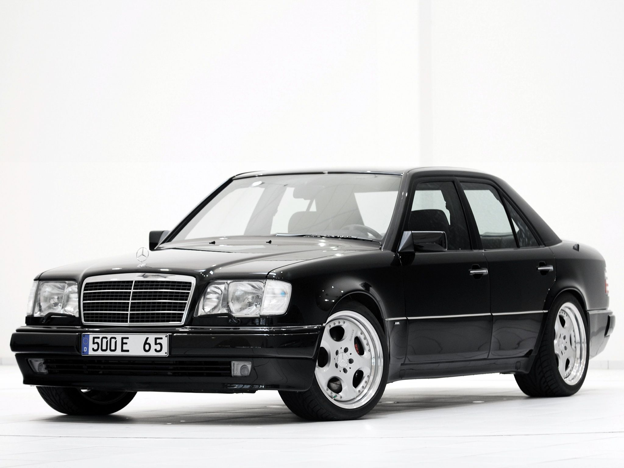 For Sale A Legendary Model Brabus Mercedes Benz W124 Mercedes