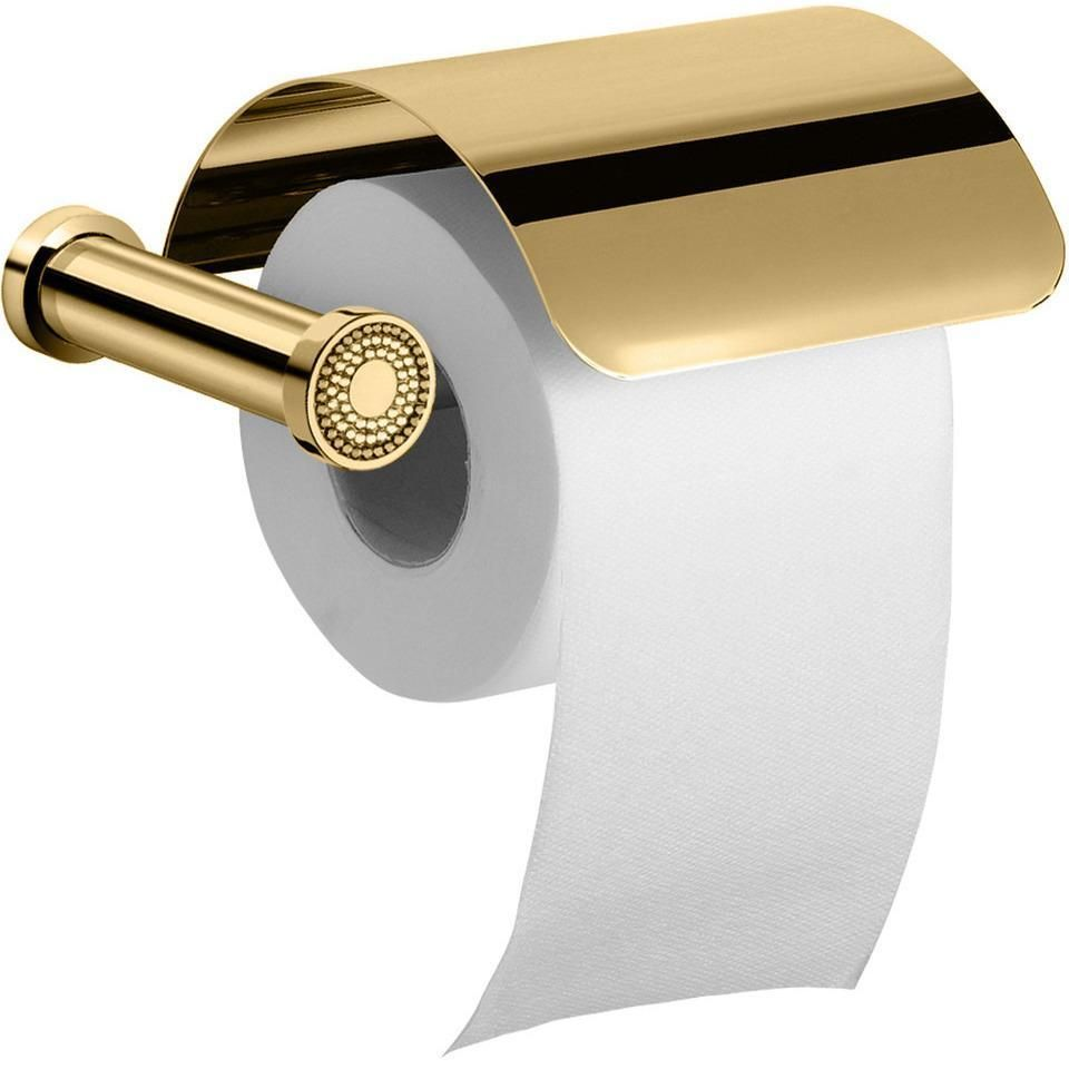 Shinelight Toilet Paper Holder W Lid Swarovski Crystals Chrome Gold In 2021 Wall Mounted Toilet Toilet Paper Holder Paper Holder