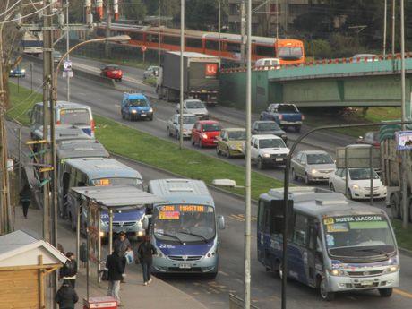 Transporte en San Pedro de la Paz