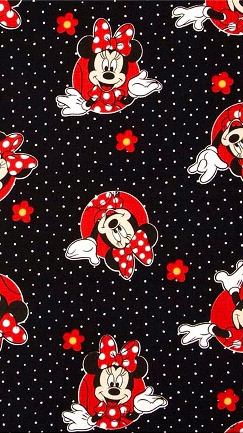 Minnie mouse disney pinterest fondos pantalla y for Protector de pantalla disney
