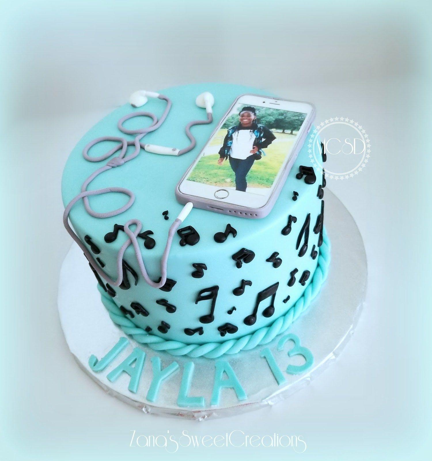 25 awesome photo of teenage girl birthday cakes teenage