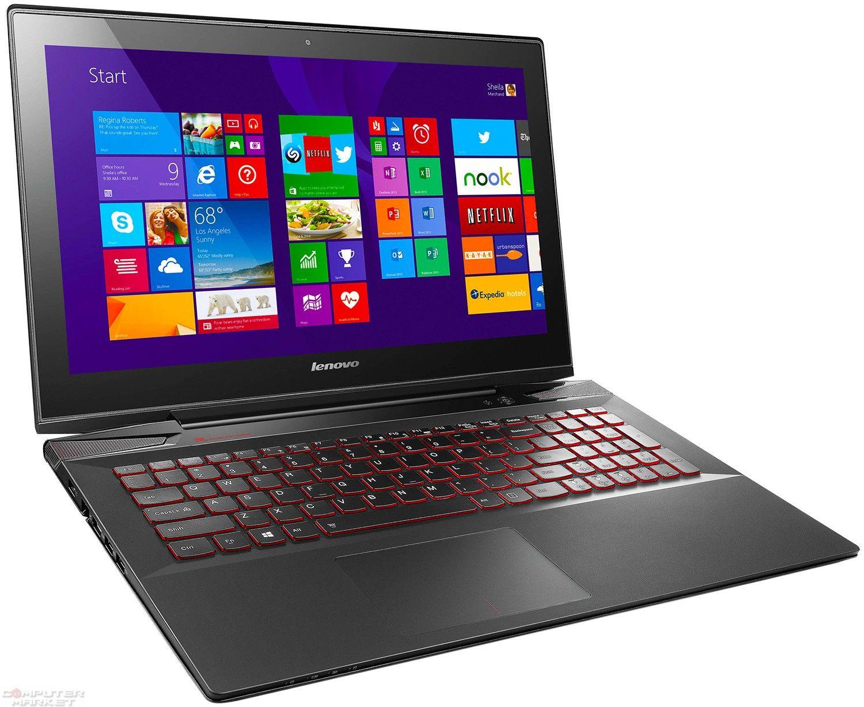 лаптоп Lenovo Y70 70 17 3 Win 8 1 Lenovo Core I7 8gb