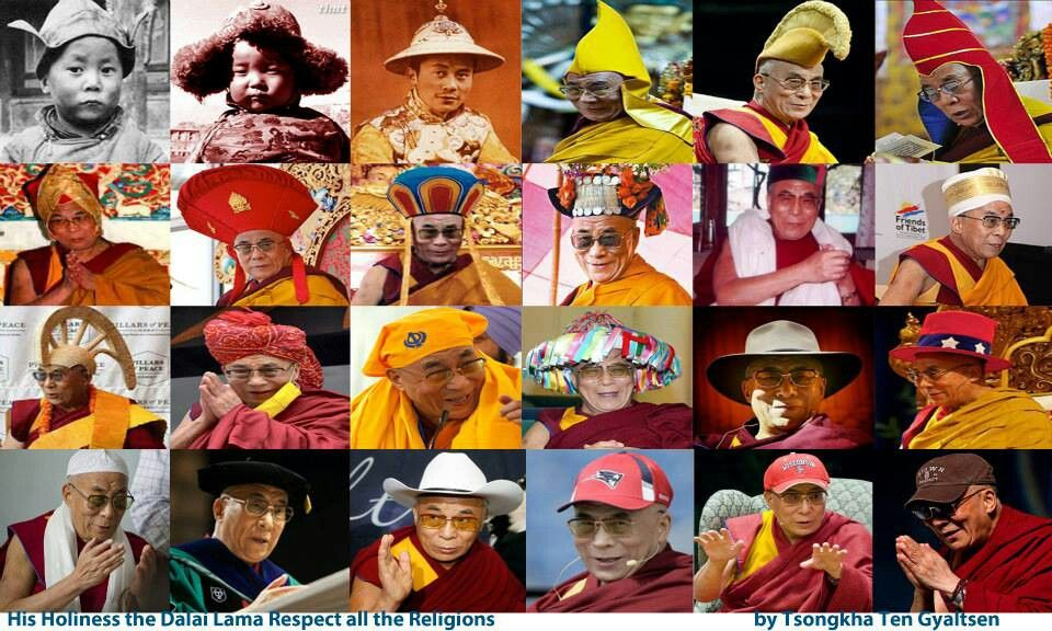 Wearing Hats of all Religions Silly Hats a798edbf0ad