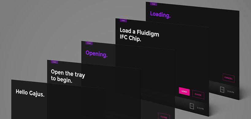fuseproject fluidigm designboom