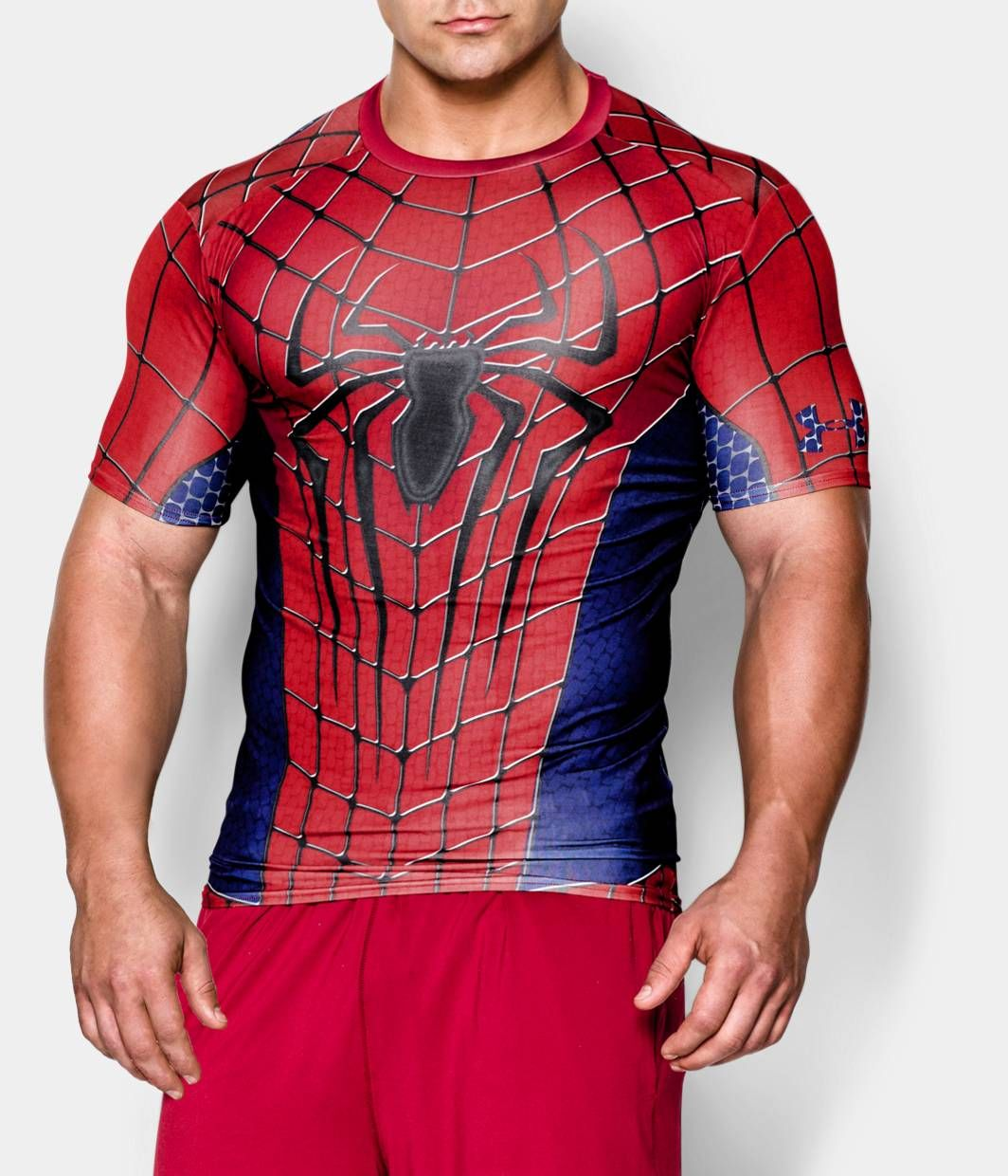 228a41ce9b1c6 Men s Under Armour® Alter Ego Spider-Man Compression Shirt
