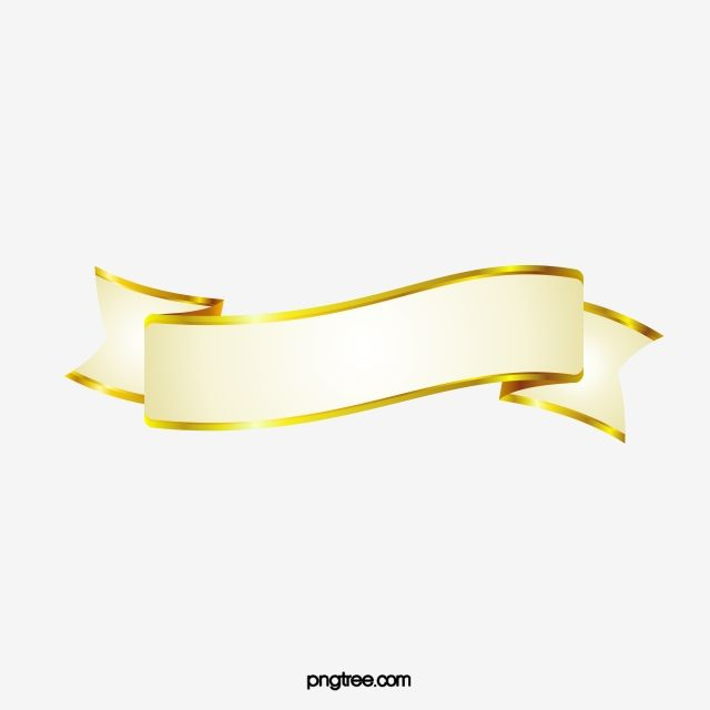 Vector Bright Shiny Gold Ribbon Label Vector Bright Gold Label Png And Vector With Transparent Background For Free Download Gold Ribbons Gold Gold Labels