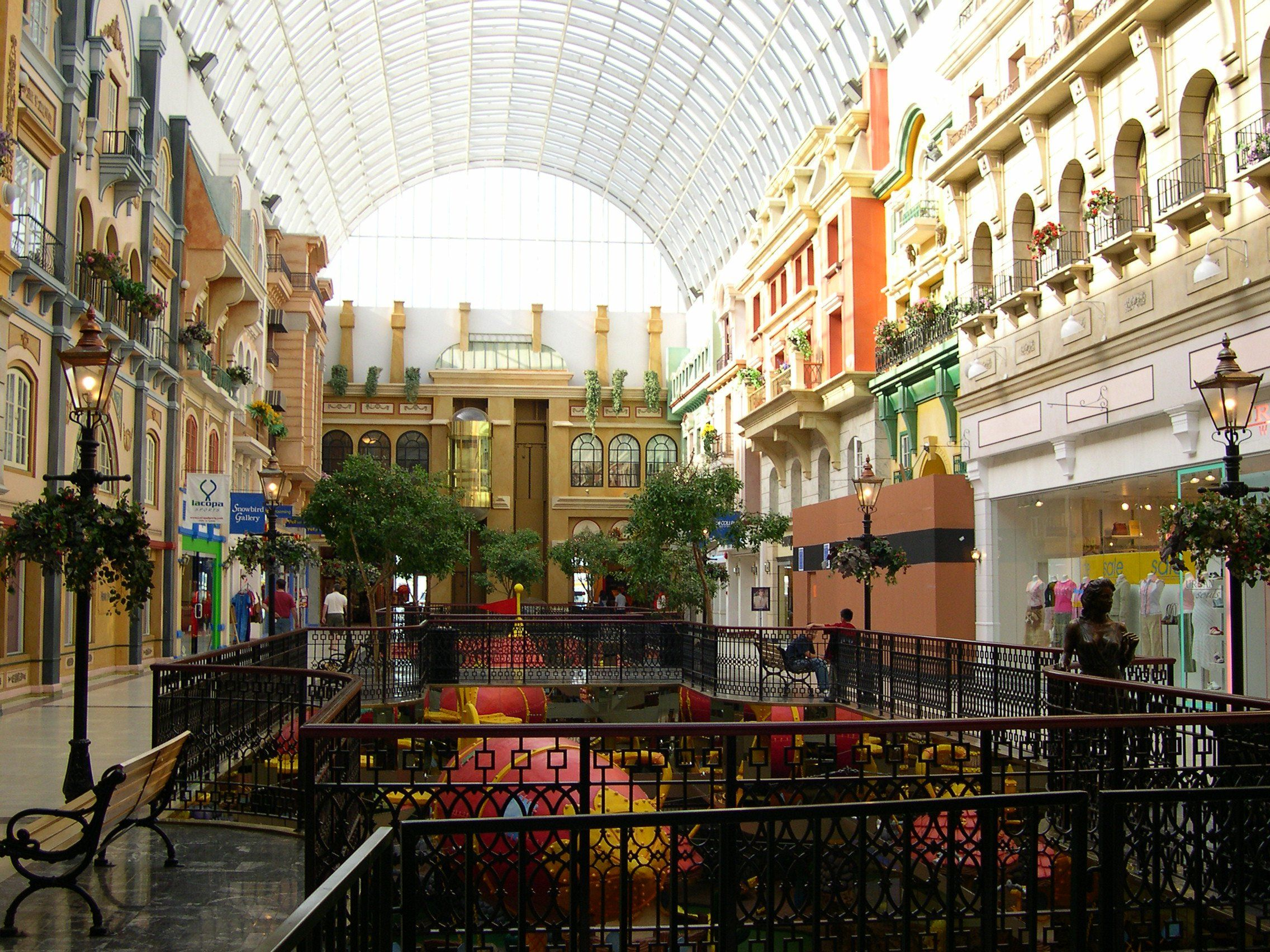 West Edmonton Mall, Alberta Canada - Some Places Ive Been