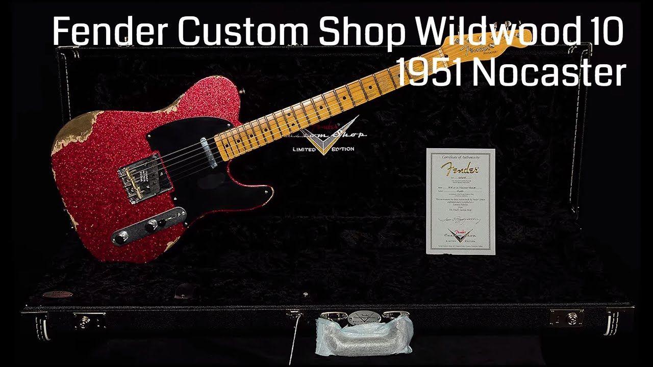 Fender Custom Shop Wildwood 10 1951 Nocaster • Wildwood Guitars