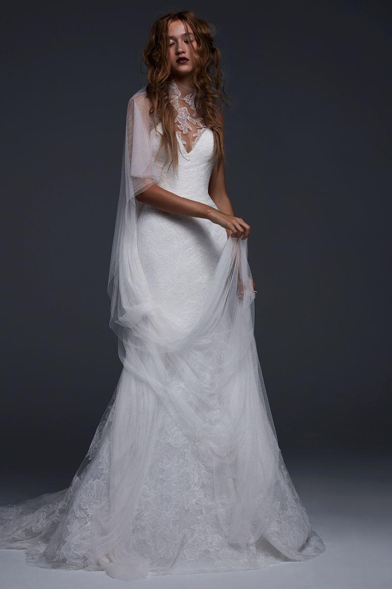 VeraWang Fall 2017 Bridal Collection Favianna