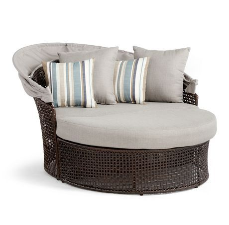 hometrends tuscany 2 piece day bed | walmart.ca | patio