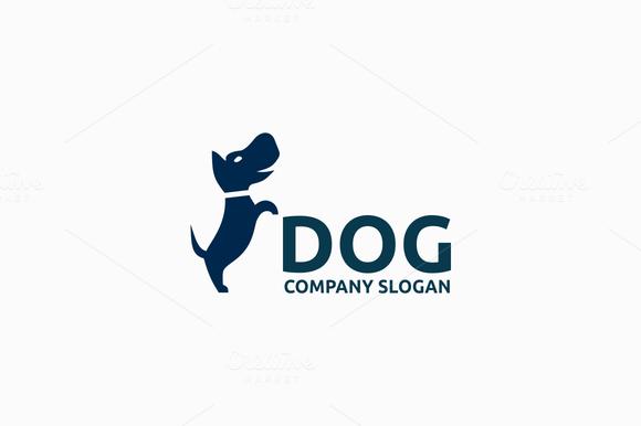 Dog Logo Design, Dog Logo Und