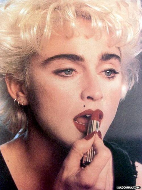 Lipstick | Hair & Beauty | Madonna 80s, Madonna rare, Madonna