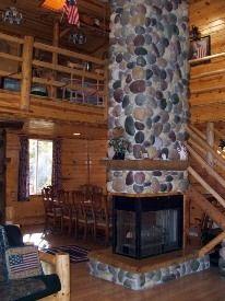 Anderson's Grand View Lodge-Leech Lake in Walker, MN.