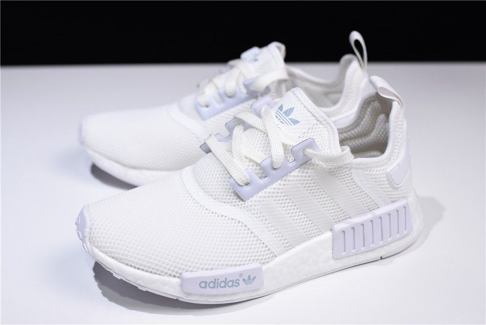 "Adidas Originals NMD R1 ""Triple White"" S79166 size 36 39"