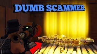 scammers get scammed