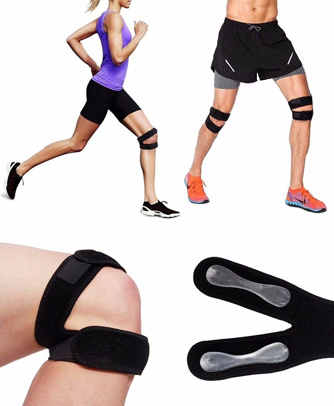 10013712a9 Knee Brace Patellar Tendon Strap Torn Meniscus | Health hack | Knee ...