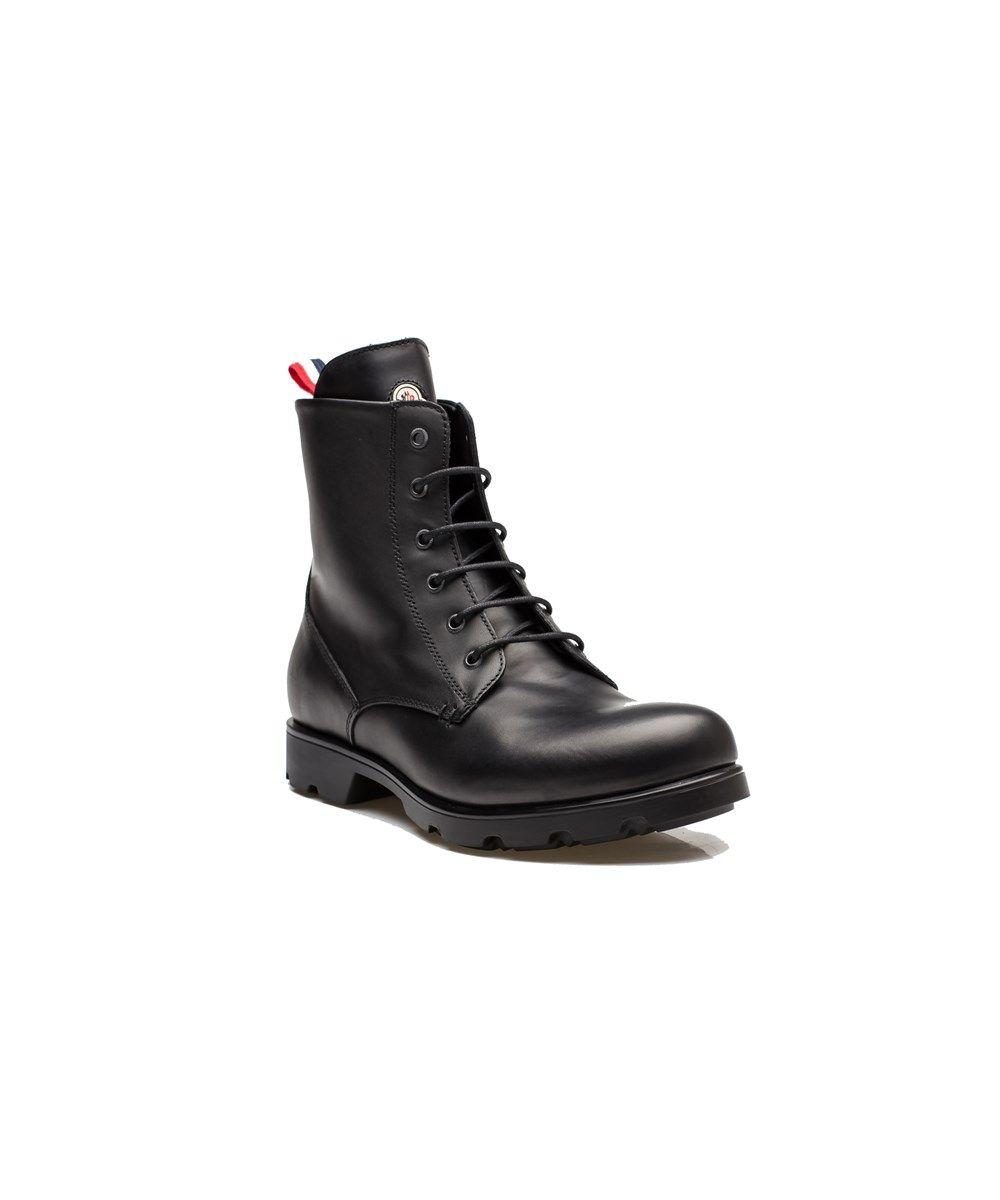 New Vancouver boots - Black Moncler PzaC92cHD