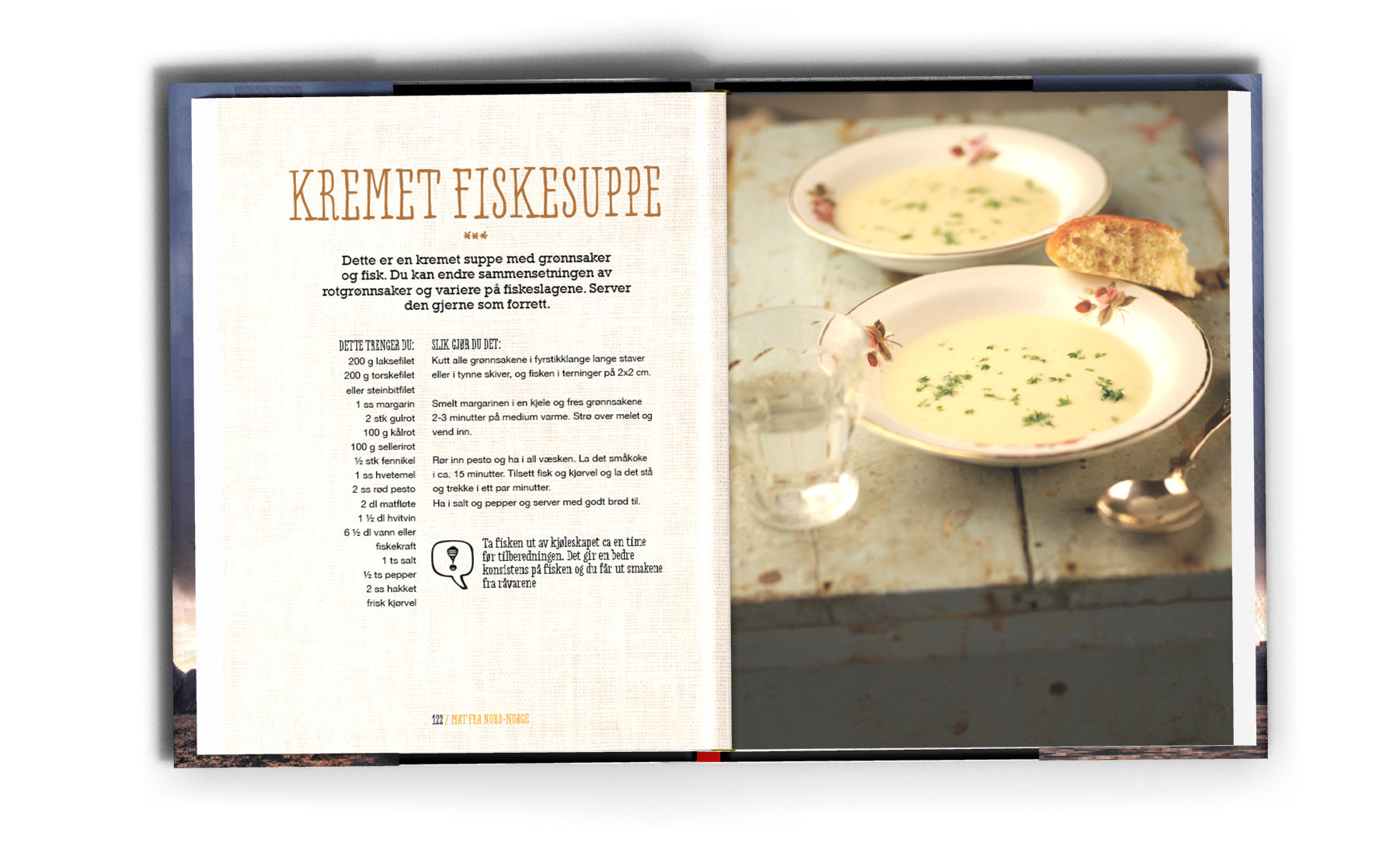 Kokebok fiskesuppe | Kokebok | Pinterest