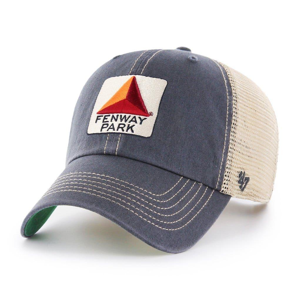 Boston Red Sox 47 Brand Trawler Vintage Navy Fenway Park Citgo Clean Up Hat 636565d288f5