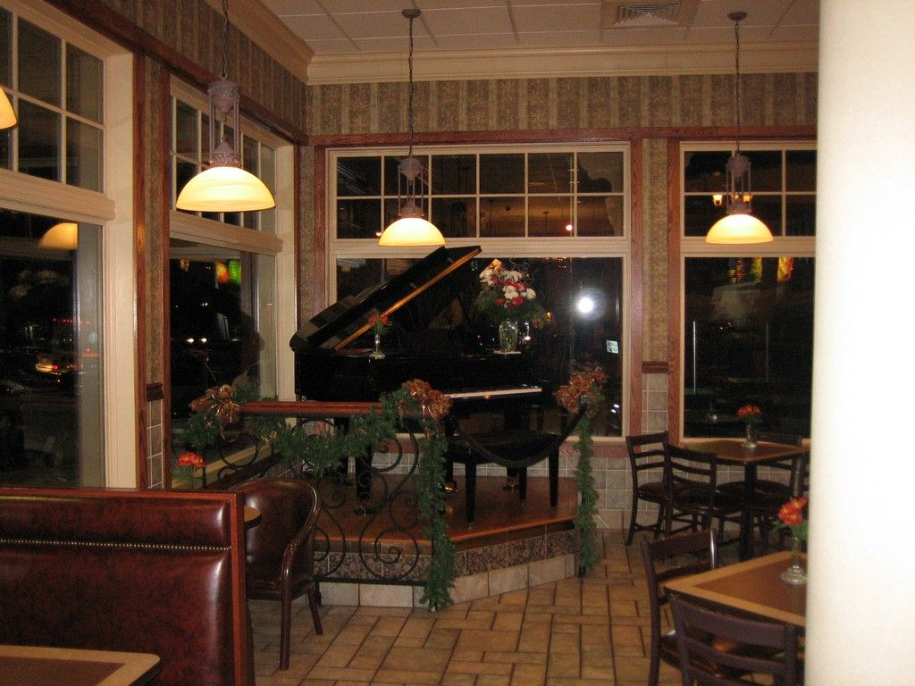 This Is The Mcdonald S At Biltmore Village In Asheville Nc During Christmas