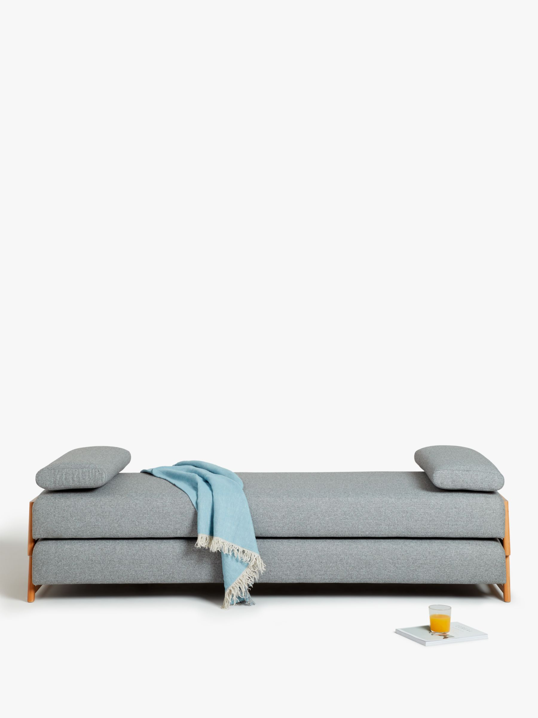 - John Lewis & Partners Duplet Daybed Daybed, Sofa Bed John Lewis