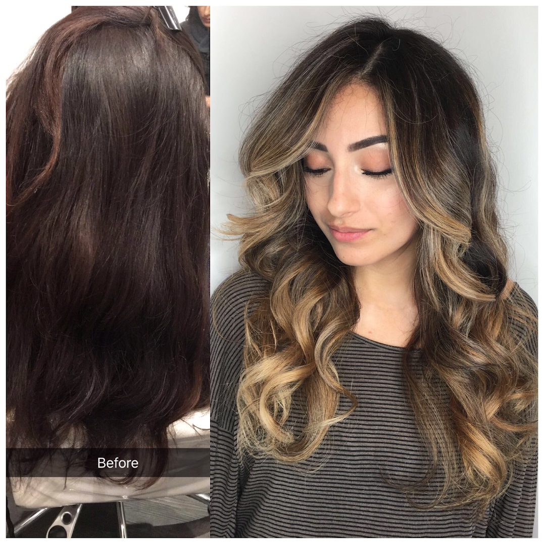 best balayage stylist near me Google Search Balayage