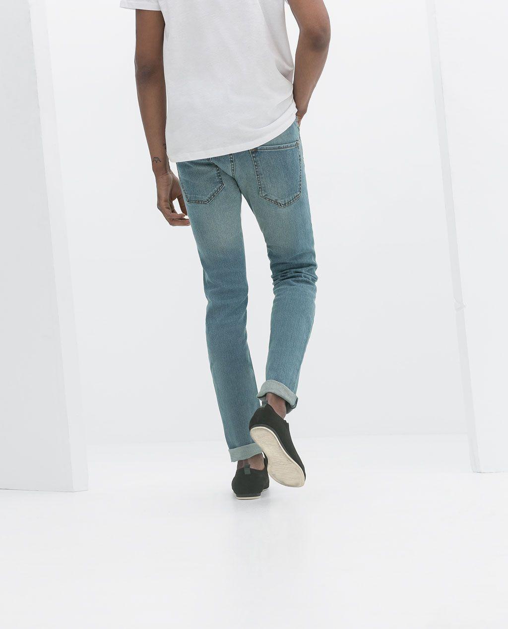 Image 5 of SLIM JEANS from Zara