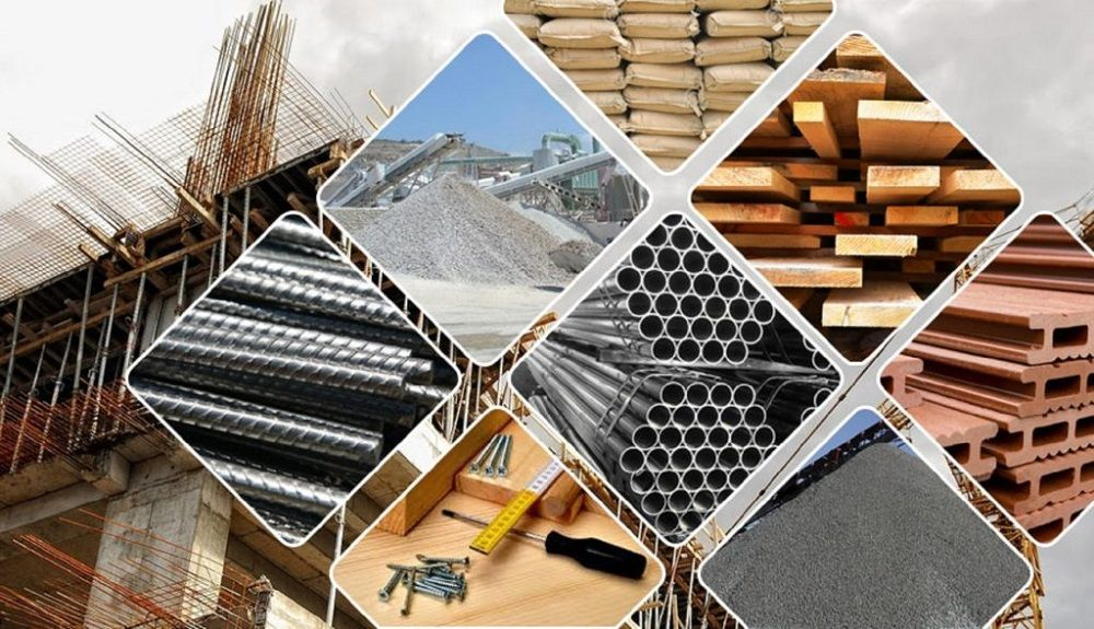 12 Most Commonly Used Materials for Building Supplies ...