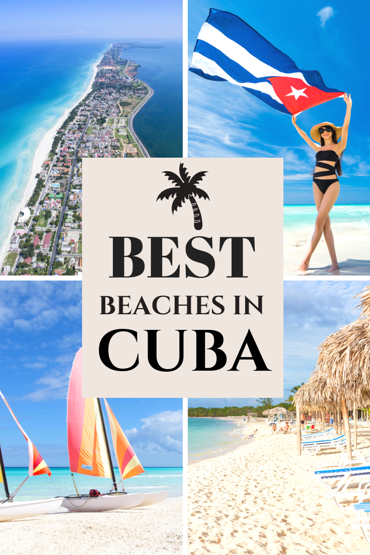 The Best Cuba Beaches For Your Caribbean Vacation Cuba Beaches Caribbean Vacations Cuba Travel