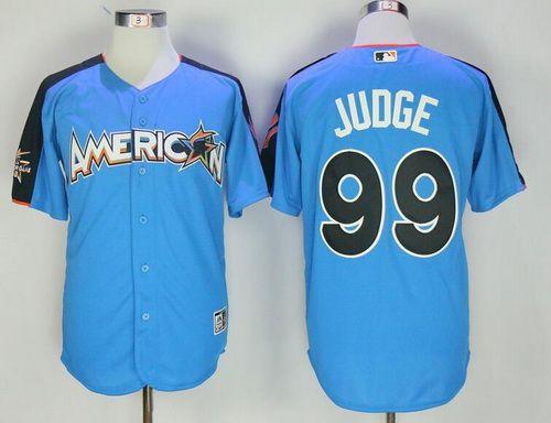 reputable site cbc2f 0fa2e Men's American League New York Yankees #99 Aaron Judge ...