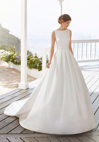 Rosa Clará Wedding Dresses – Tulle wedding
