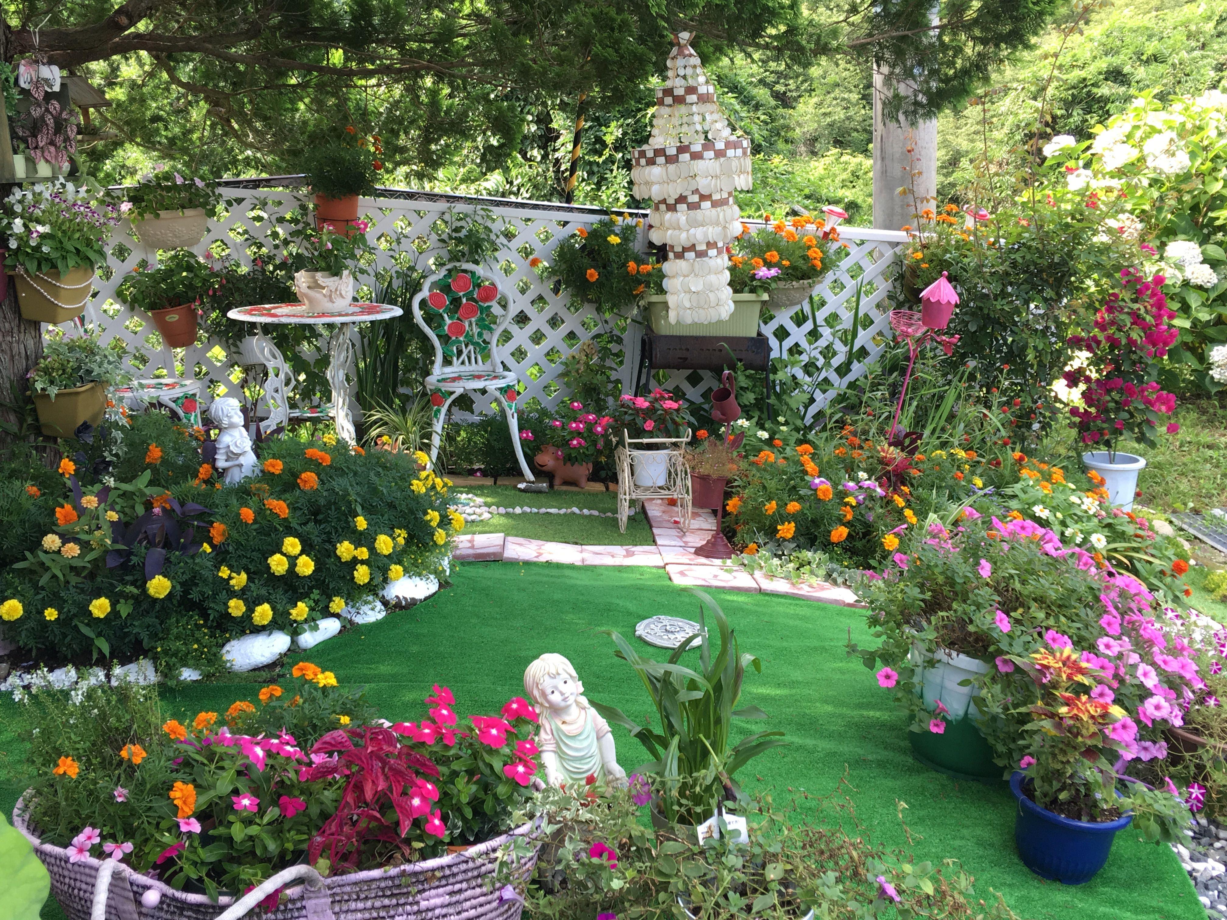 Pin by Arzu on Pinterest Gardens Garden