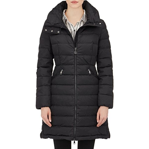 Moncler Women's Down-Quilted Flammette Coat Size 1 (S) (19.125 ARS ... : down quilted coats - Adamdwight.com