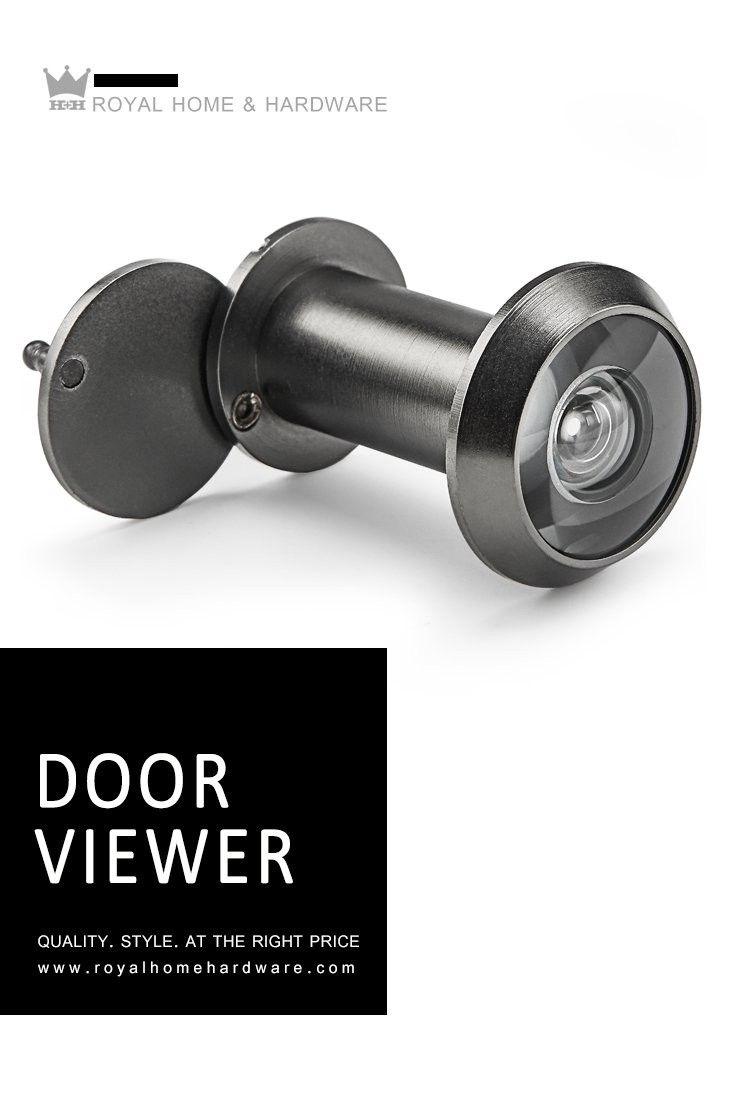 200° Door Viewer Security Peek Peep Hole for Front Door Home Office Hotel