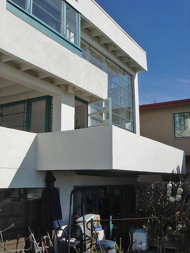 Lovell Beach House - Rudolph Schindler