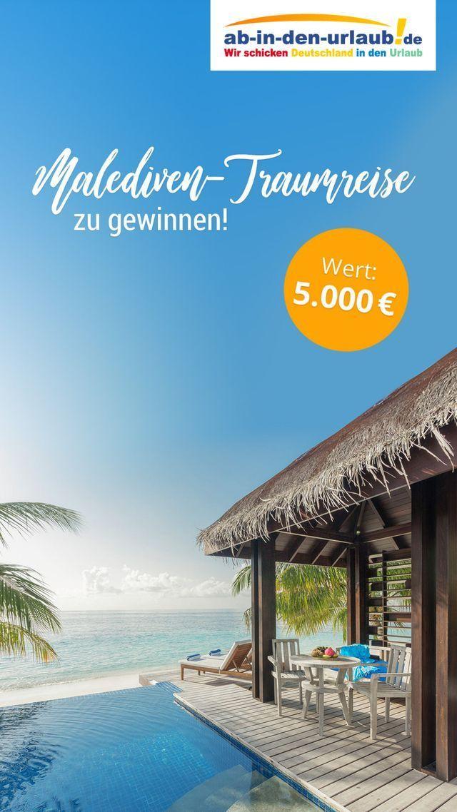 Reise Malediven Gewinnen